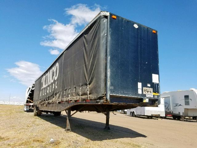 Utility Reefer salvage cars for sale: 1995 Utility Reefer