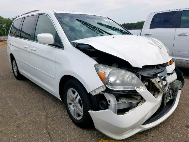 click here to view 2007 HONDA ODYSSEY EX at IBIDSAFELY