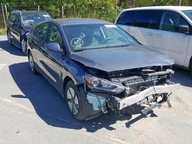 click here to view 2018 HYUNDAI IONIQ BLUE at IBIDSAFELY