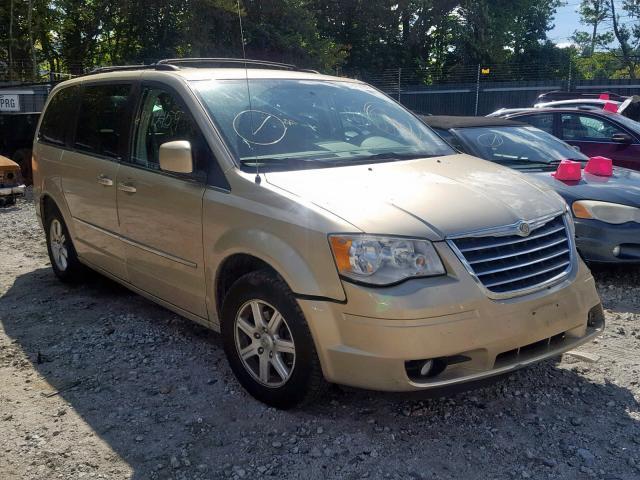 2010 Chrysler Town & Cou 3.8L