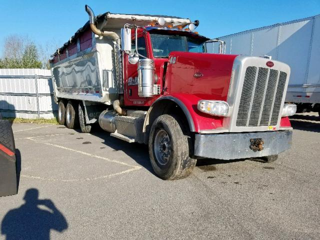 click here to view 2016 PETERBILT 389 at IBIDSAFELY