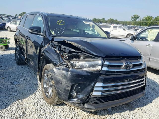 click here to view 2019 TOYOTA HIGHLANDER at IBIDSAFELY