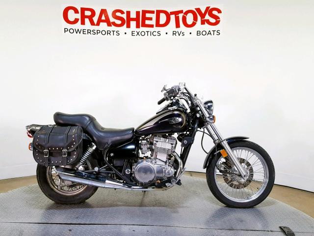 Salvage 2003 Kawasaki EN500 C for sale