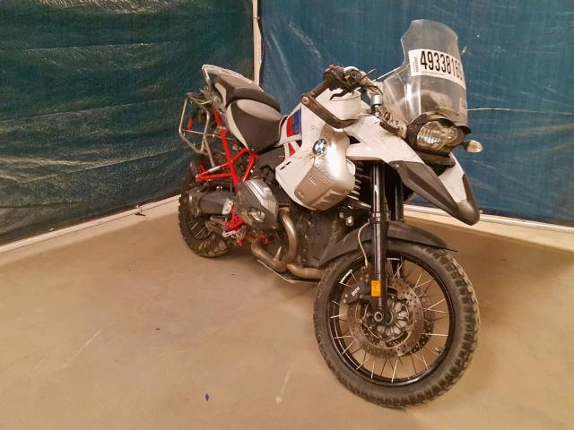 Salvage 2012 BMW R1200 GS for sale