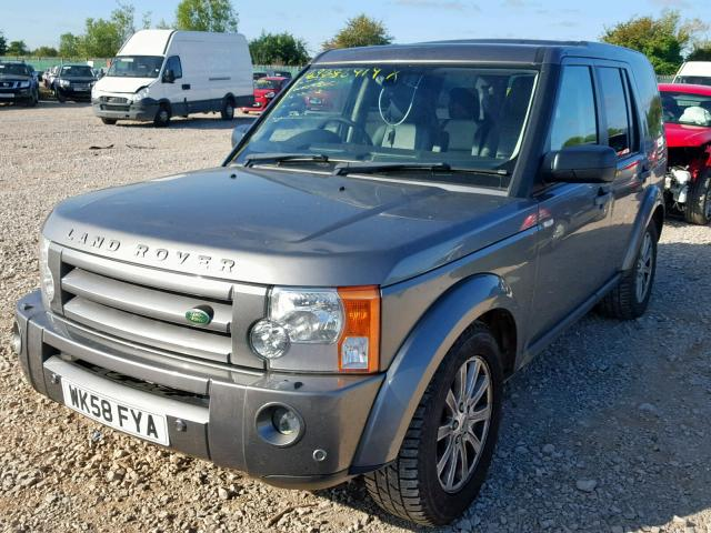 LAND ROVER DISCOVERY - 2009 rok