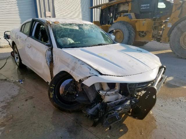 2017 Dodge Charger Po 5.7L
