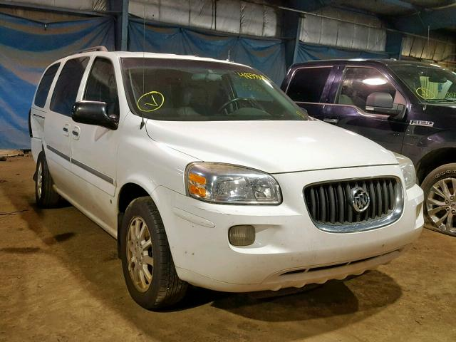 2006 Buick Terraza Cx 3 5l 6 For Sale In Hammond In Lot 48333699