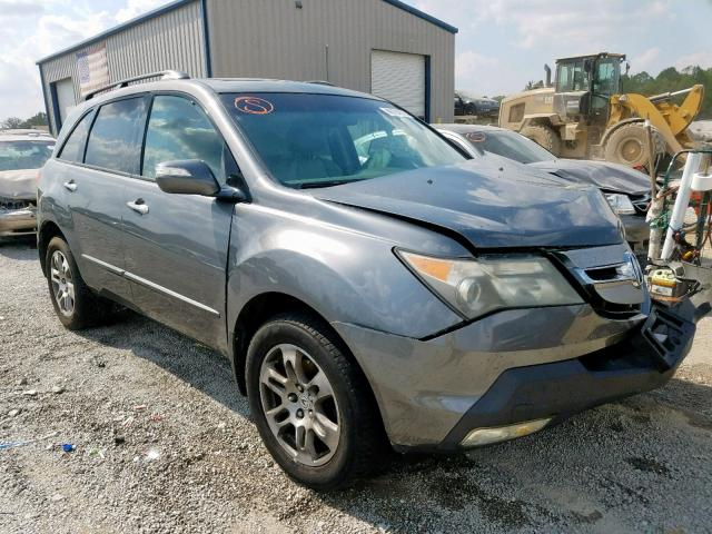 2008 Acura Mdx For Sale >> 2008 Acura Mdx 3 7l 6 For Sale In Louisville Ky Lot 49190879