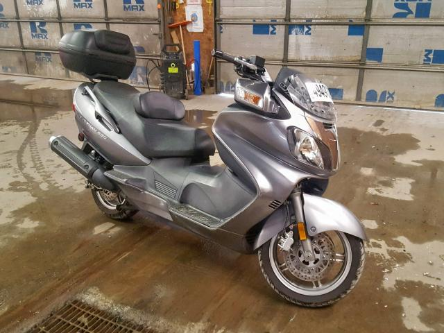 click here to view 2006 SUZUKI AN650 K3 at IBIDSAFELY