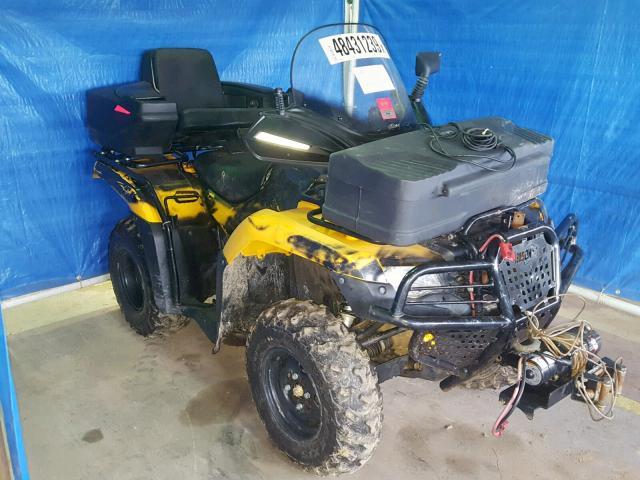 Salvage 2015 Honda TRX420 FA for sale
