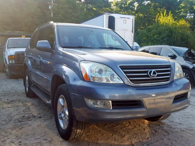 click here to view 2004 LEXUS GX 470 at IBIDSAFELY