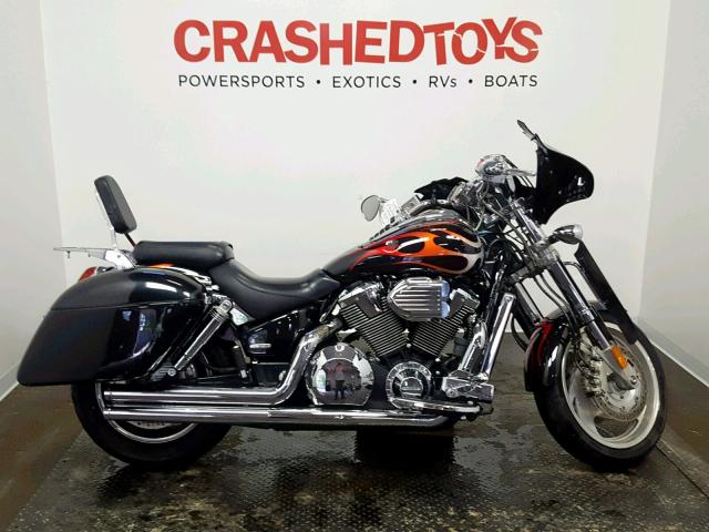 click here to view 2006 HONDA VTX1800 C3 at IBIDSAFELY