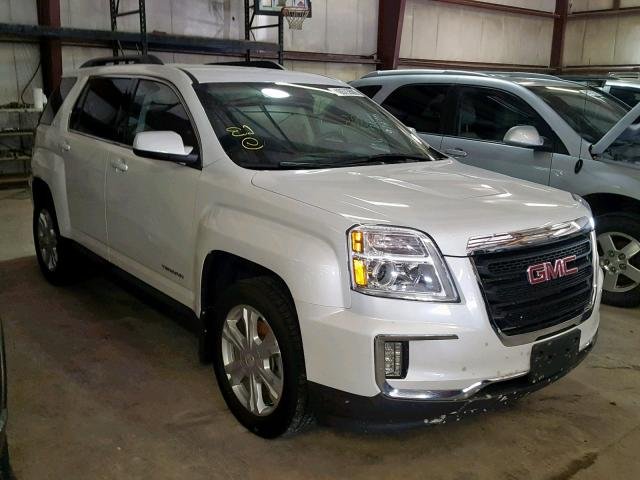 click here to view 2017 GMC TERRAIN SL at IBIDSAFELY
