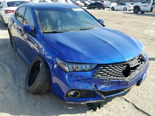 click here to view 2018 ACURA TLX TECH+A at IBIDSAFELY