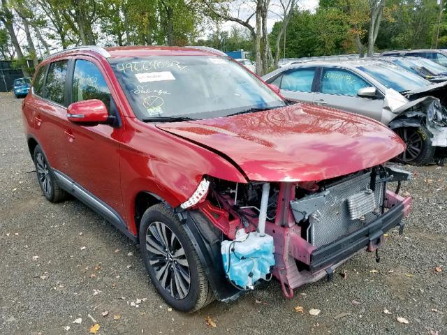 Mitsubishi salvage cars for sale: 2019 Mitsubishi Outlander