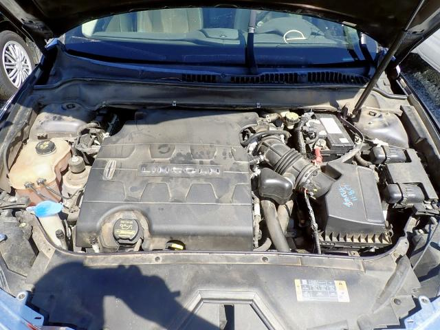 3LN6L2GK6DR807614 - 2013 Lincoln Mkz 3.7L inside view