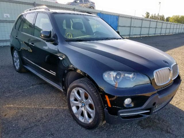 Salvage 2009 BMW X5 XDRIVE4 for sale