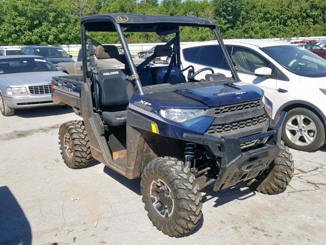 2019 Polaris Ranger XP en venta en Oklahoma City, OK