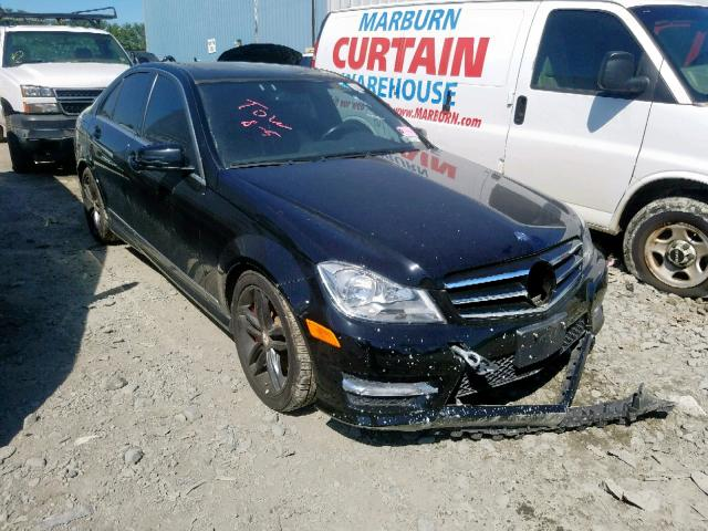 click here to view 2013 MERCEDES-BENZ C 300 4MAT at IBIDSAFELY