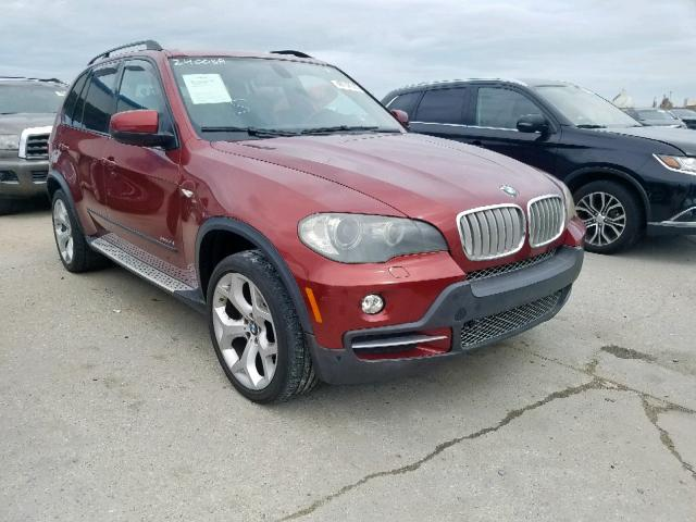 click here to view 2009 BMW X5 XDRIVE4 at IBIDSAFELY
