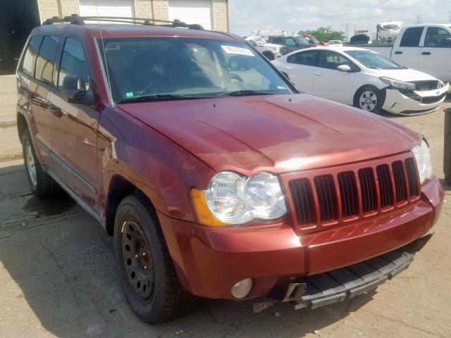 2008 Jeep Grand Cher 4.7L