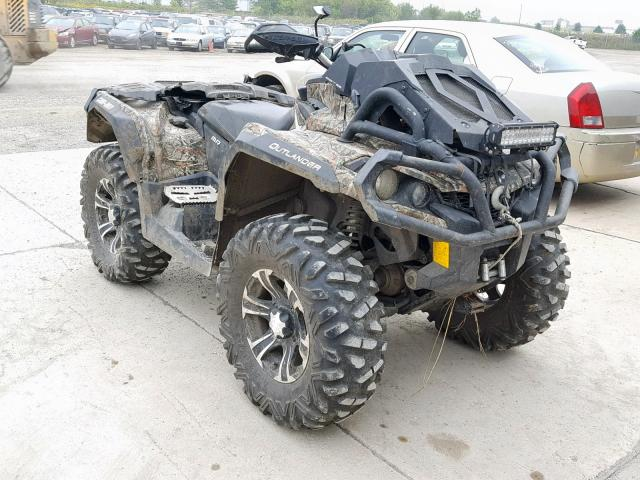 click here to view 2014 CAN-AM OUTLANDER at IBIDSAFELY