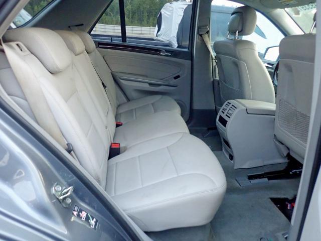 4JGBB2FB5BA659000 - 2011 Mercedes-Benz Ml 350 Blu 3.0L detail view
