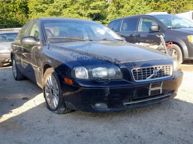 click here to view 2004 VOLVO S80 T6 at IBIDSAFELY