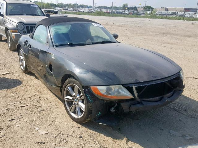 Salvage 2004 BMW Z4 3.0 for sale