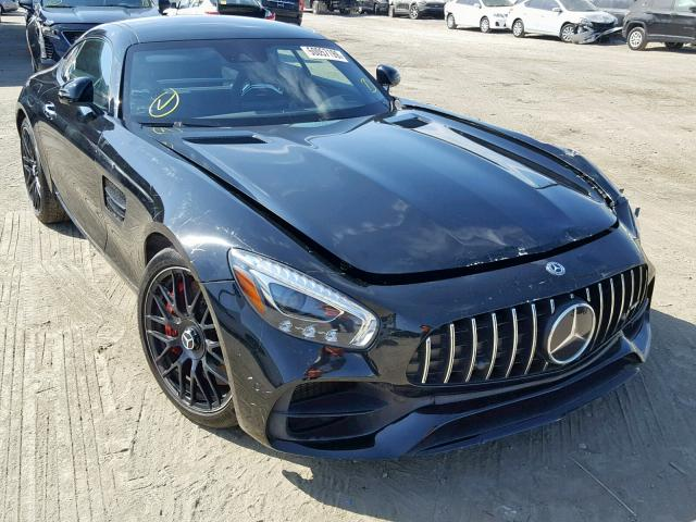 click here to view 2018 MERCEDES-BENZ AMG GT S at IBIDSAFELY