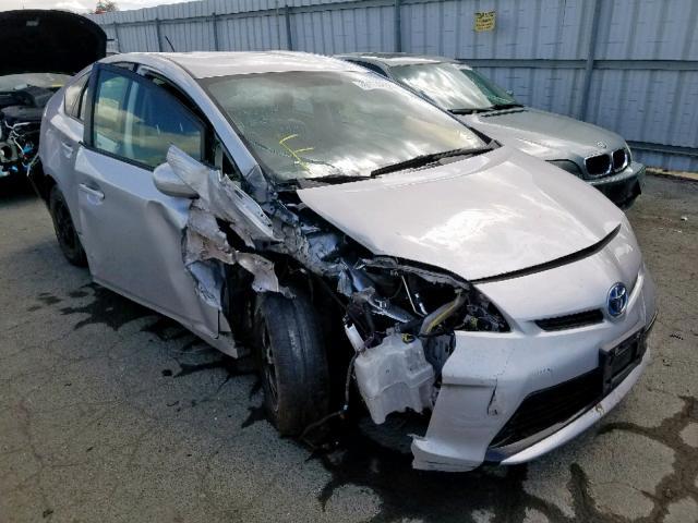 2012 Toyota Prius 1.8L