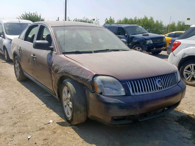 click here to view 2007 MERCURY MONTEGO LU at IBIDSAFELY