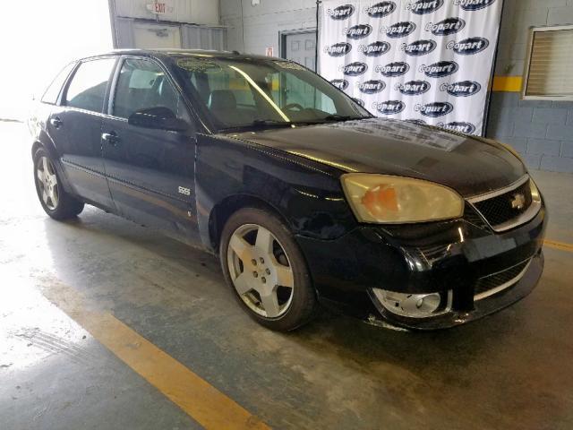 Salvage 2007 Chevrolet MALIBU MAX for sale