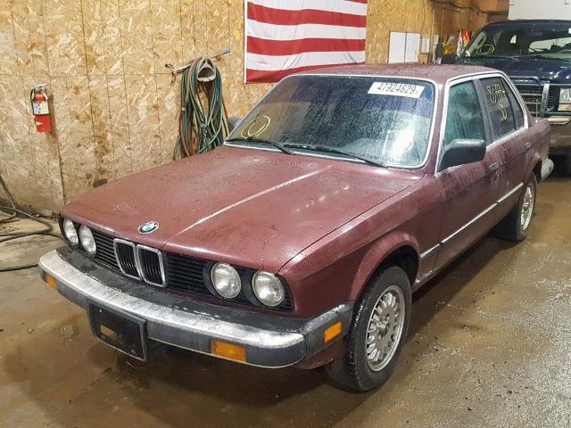 1985 BMW  325 E