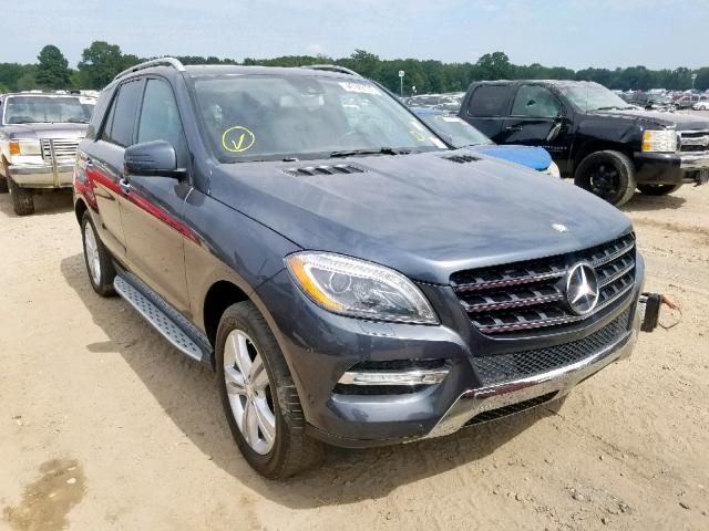 click here to view 2013 MERCEDES-BENZ ML 350 4MA at IBIDSAFELY