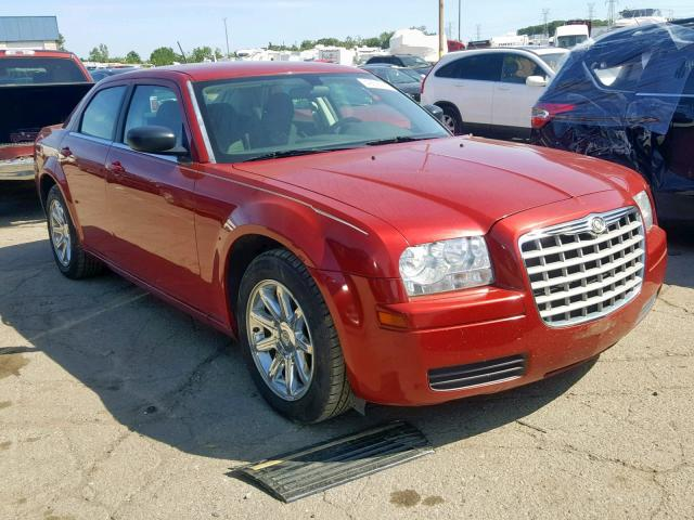 2008 Chrysler 300 For Sale >> 2008 Chrysler 300 Lx 2 7l 6 For Sale In Woodhaven Mi Lot 49665549
