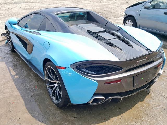 2018 MCLAREN AUTOMOTIVE 570S - 3