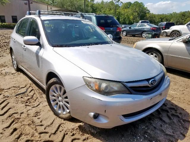 Salvage 2010 Subaru IMPREZA 2 for sale