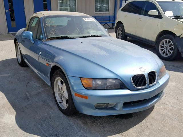 Salvage 1997 BMW Z3 1.9 for sale