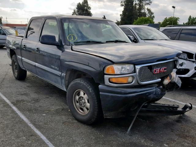 2006 Gmc Sierra K15 6.0L