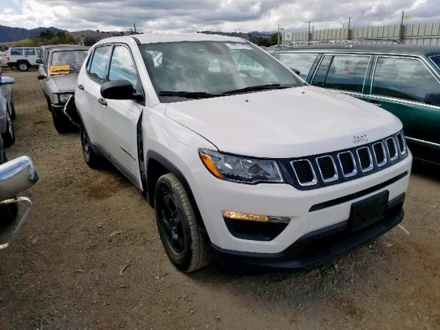 2018 Jeep Compass Sp 2.4L
