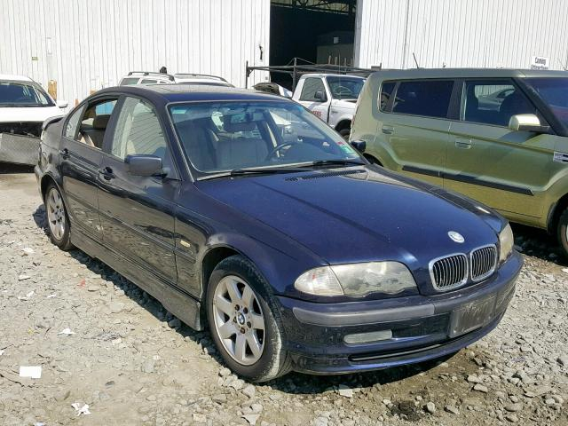 Salvage 2001 BMW 325 I for sale