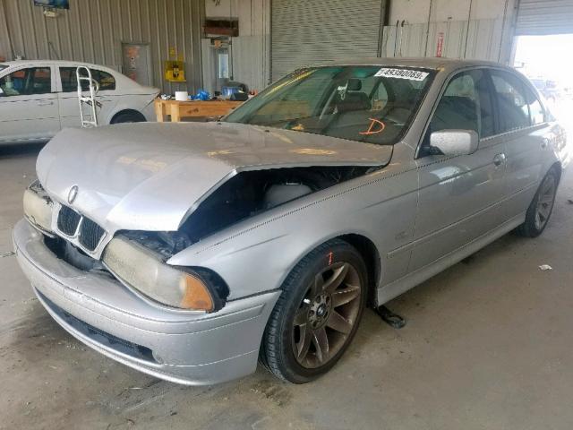 2003 BMW  525 I AUTO