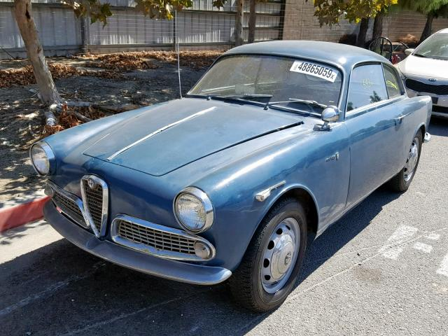 1960 ALFA ROMEO  GUILIETTA