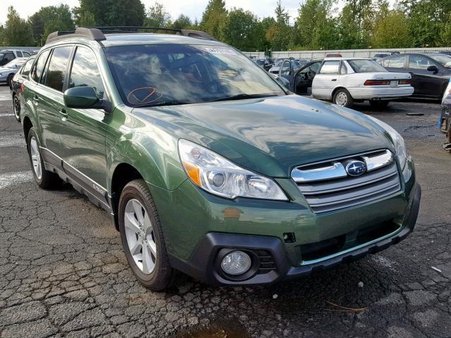 2013 Subaru Outback 2. 2.5L