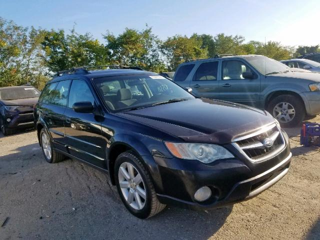 click here to view 2009 SUBARU OUTBACK 2. at IBIDSAFELY