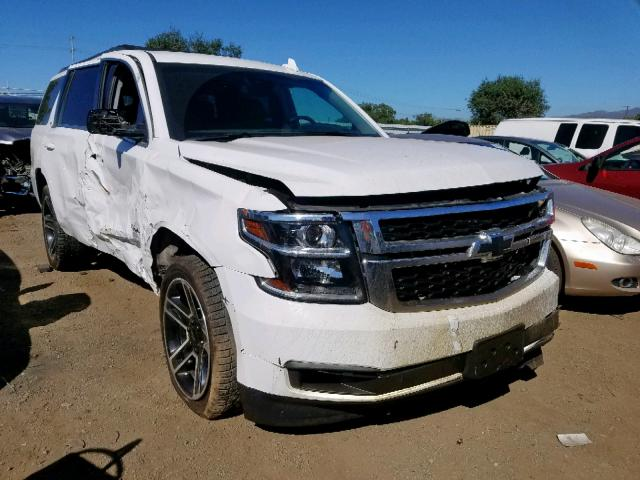 click here to view 2019 CHEVROLET TAHOE K150 at IBIDSAFELY