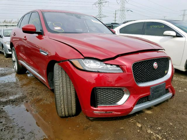 click here to view 2017 JAGUAR F-PACE S at IBIDSAFELY