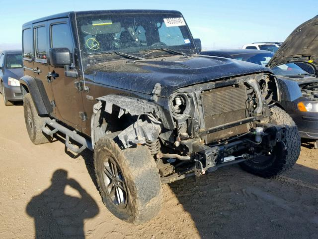 Jeep Wrangler U salvage cars for sale: 2016 Jeep Wrangler U