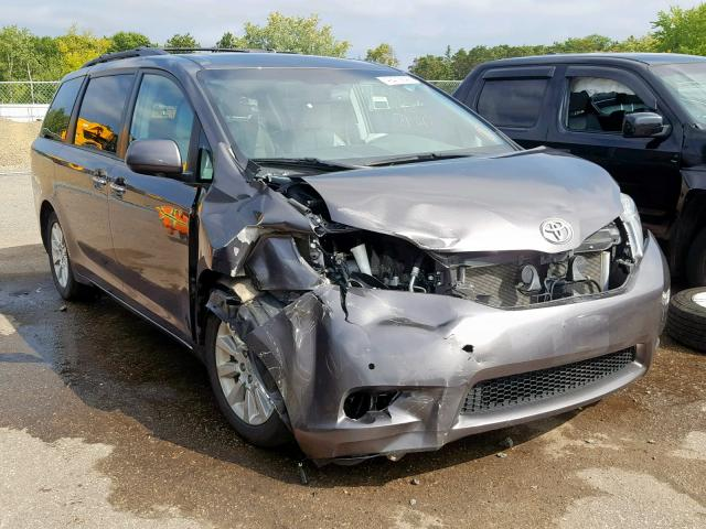 2012 Toyota Sienna XLE for sale in Ham Lake, MN